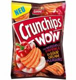 Crunchips Wow Paprika Sour Cream 110g