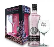 Puerto De Indias Strawberry + Verre + Gb 70cl Vol 37.5%