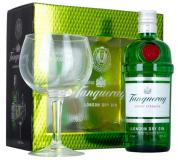Tanqueray London Gin + Verre 70cl Vol 43.1%