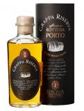 Sibona Grappa Aged In Port Wood Barrel 50cl Vol 40%