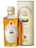 Sibona Grappa Aged In Sherry Wood Barrel 50cl Vol 40%