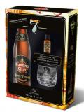 Havana Club Brown 7y + Essences Of Cuba + Verre 72cl Vol 39.6%