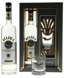 Beluga Export Noble Russian Vodka + Verre 70cl Vol 40%