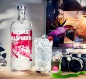 Absolut Raspberri 70cl Vol 40%
