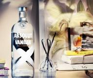 Absolut Vanilia 70cl Vol 40%