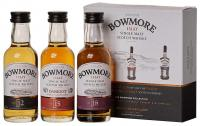 Bowmore Distillers Collection 3*5cl 15cl Vol 42%