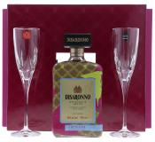 Disaronno Trussardi Gift Pack 70cl Vol 28%