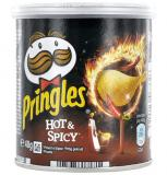 Pringles Hot And Spicy 40g