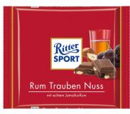 Rittersport Rhum Raisin 100g
